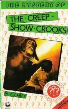 Тайна голливудских мошенников. [The Mystery Of The Creep-Show Crooks, = Тайна шоу мошенников]