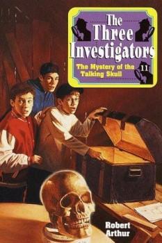 Тайна говорящего черепа [The Mystery of the Talking Skull - ru]