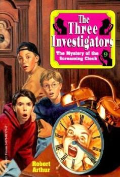 Тайна кричащего будильника [The Mystery of the Screaming Clock - ru]