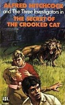 Тайна одноглазого кота. [The Secret Of The Crooked Cat, = Секрет одноглазого кота; Тайна горбатого кота]