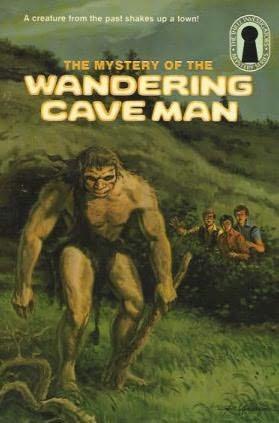 Тайна пещерного человека [The Mystery Of The Wandering Cave Man]