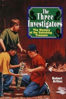 Тайна пропавшего сокровища [The Mystery of the Vanishing Treasure - ru]