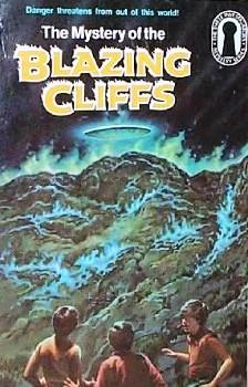 Тайна пылающих скал [The Mystery Of The Blazing Cliffs]