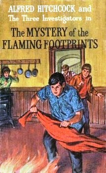 Тайна пылающих следов [The Mystery Of The Flaming Footprints]