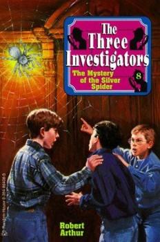 Тайна Серебряного Паука [The Mystery of the Silver Spider - ru]