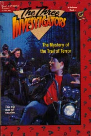 Тайна террористов, идущих по следу [Mystery Of The Trail Of Terror]