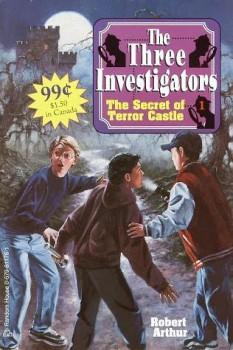 Тайна замка ужасов [The Secret of Terror Castle - ru]