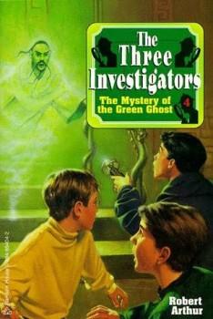 Тайна зеленого призрака [The Mystery of the Green Ghost - ru]