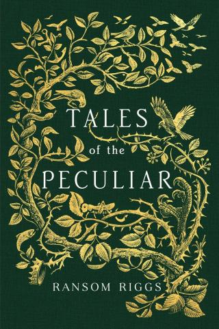 Tales of the Peculiar (illustrated)