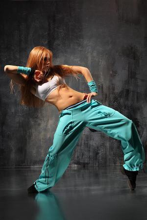 Танцы-это жизнь... (СИ)