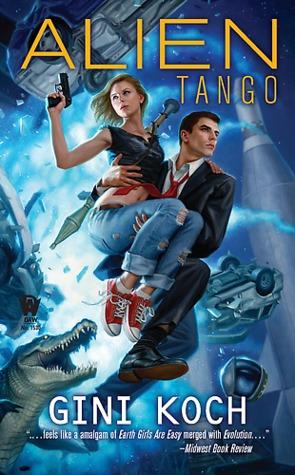 Танго пришельца