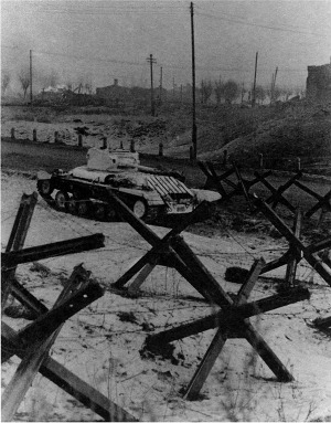 Танковая война 1941-1945