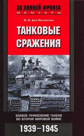 Танковые сражения 1939-1945 гг.