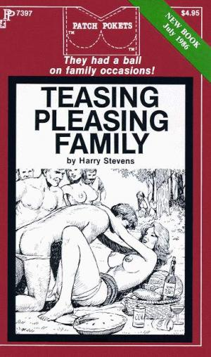 Teasing pleasing family