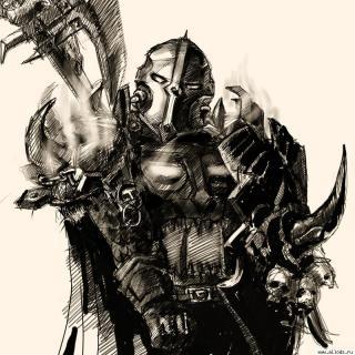 Темный паладин. Начало