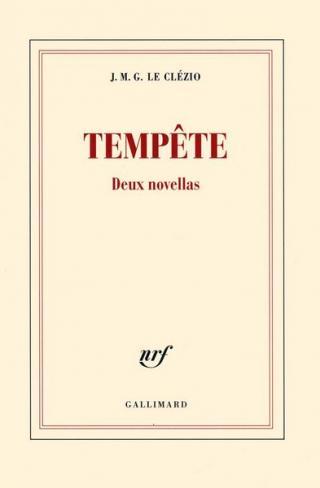 Tempête. Deux novellas