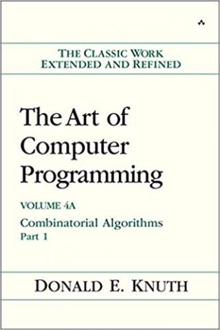 The Art of Computer Programming, Vol. 4A: Combinatorial Algorithms, Part 1