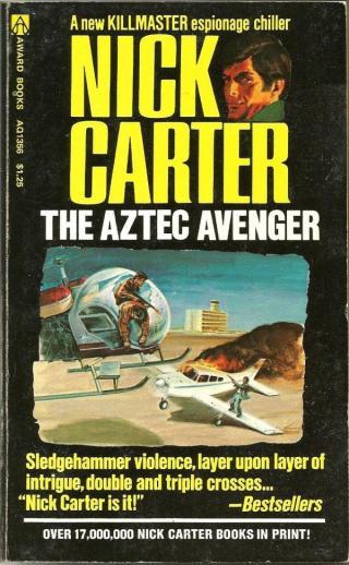 The Aztec Avenger