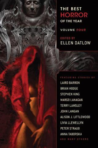 The Best Horror of the Year. Volume 4