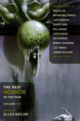 The Best Horror of the Year. Volume 6
