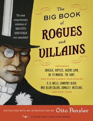 The Big Book of Rogues and Villains [An anthology of stories]