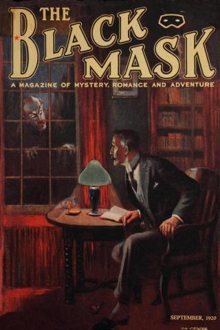 The Black Mask Magazine (Vol. 1, No. 6 - September 1920)