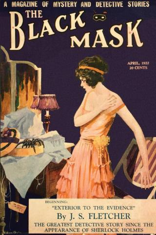The Black Mask Magazine (Vol. 5, No. 1 — April 1922)