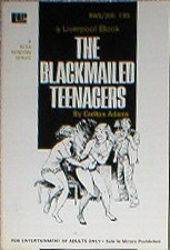 The blackmailed teenagers