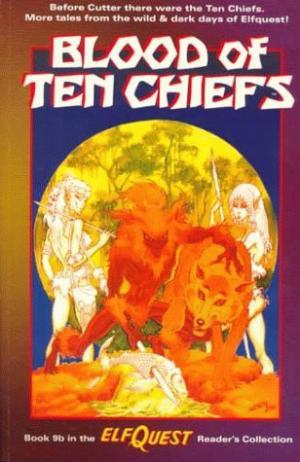 The Blood Of Ten Chiefs [антология]