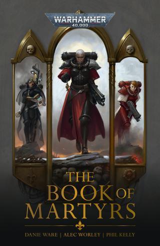 The Book Of Martyrs (Adepta Sororitas) [Warhammer 40000]