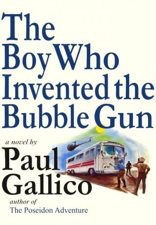 The boy who invented the bubble gun