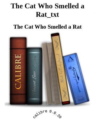 The Cat Who Smelled A Rat [calibre 3.40.1]