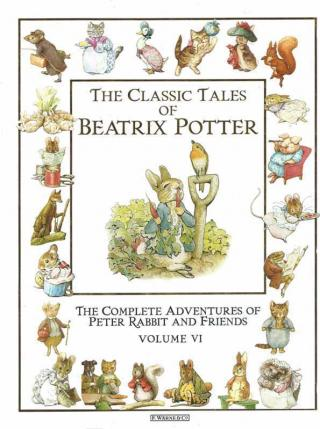 The Classic Tales. Volume VI