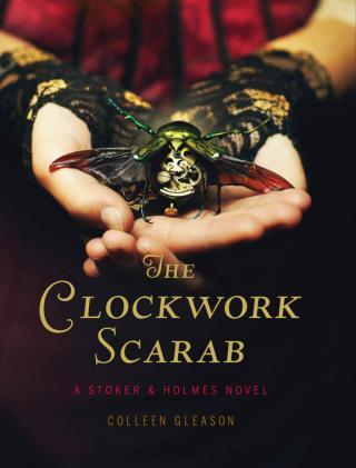 The Clockwork Scarab