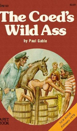 The coed's wild ass
