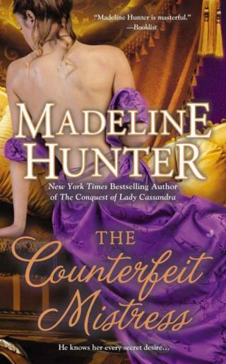 The Counterfeit Mistress - Хантер Мэдлин
