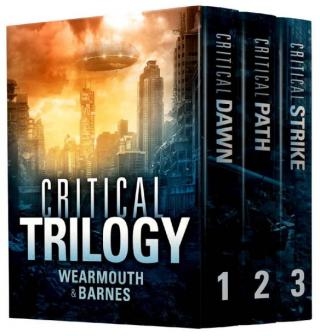 The Critical Trilogy Box Set