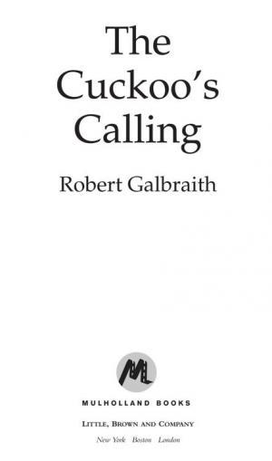 Зов кукушки (The Cuckoo's Calling)
