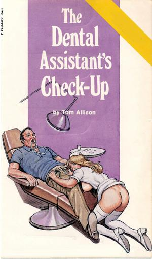 The dental assistant's check-up