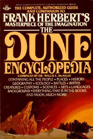The Dune Encyclopedia [Энциклопедия Дюны]