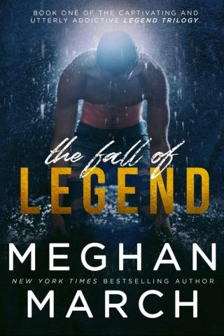 The fall of Legend #1 (Legend trilogy)