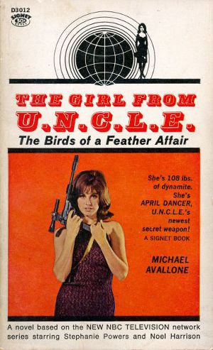 [The Girl From UNCLE 01] - The Birds of a Feather Affair