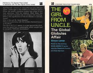 [The Girl From UNCLE 01] - The Global Globules Affair