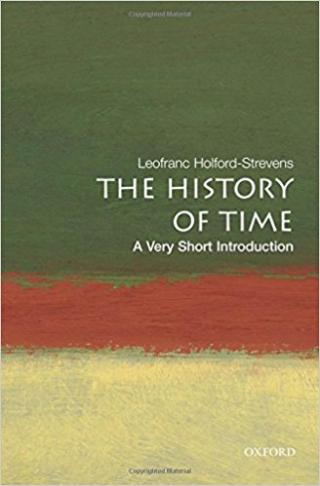 The History of Time: A Very Short Introduction