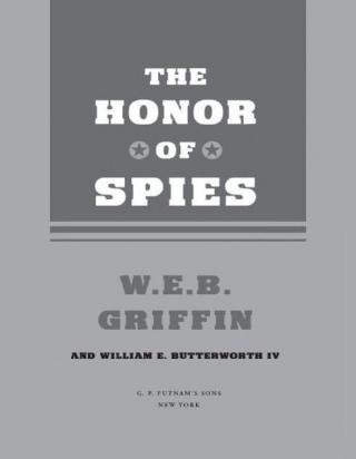 The Honor of Spies [calibre 2.45.0]