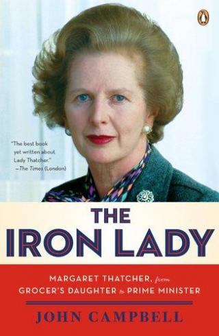 Margaret Thatcher Biography Pdf