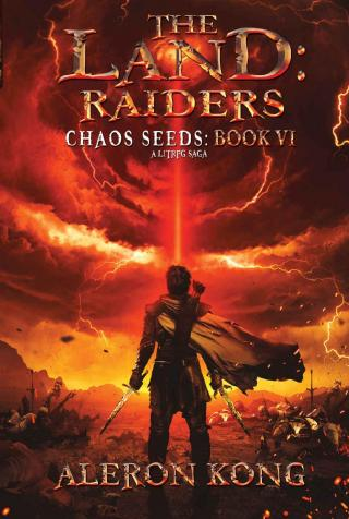 The Land: Raiders (Chaos Seeds Book 6) [Kobo]