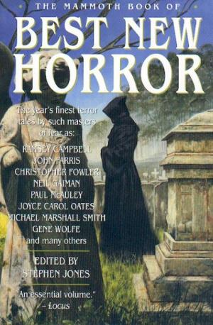The Mammoth Book of Best New Horror. Vol 15