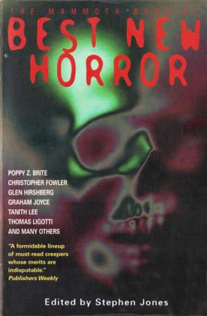 The Mammoth Book of Best New Horror. Volume 13