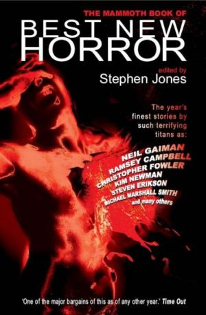 The Mammoth Book of Best New Horror. Volume 19